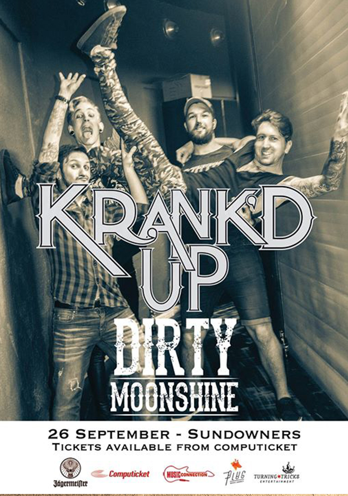 Dirty Moonshine playing Krank'd Up 2015